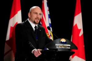 Honourable Blair Lekstrom - Energy, Mines and Petroleum Resources Minister
