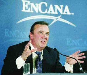 Randy Eresman, CEO of Encana Corp.